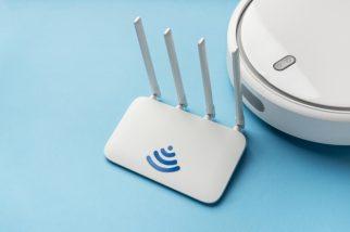 draadloze router bereik