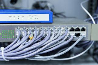 router datacenter glasvezel